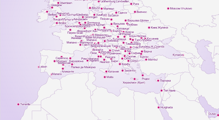 map-wizz-air