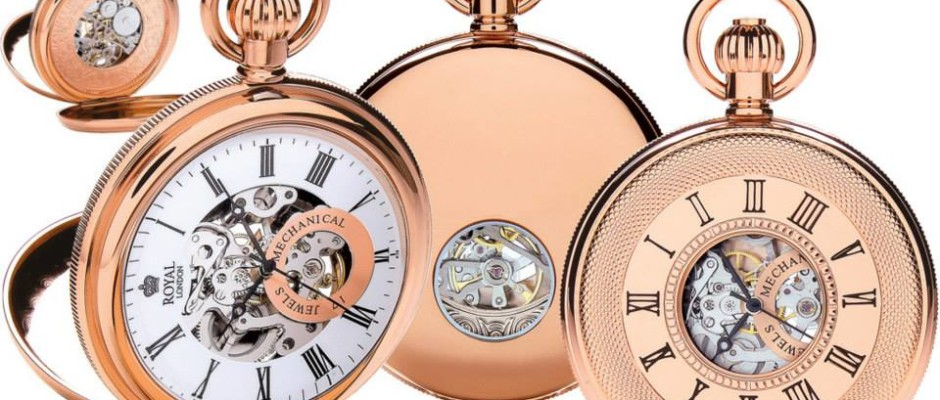 Royal London Pocket Watches