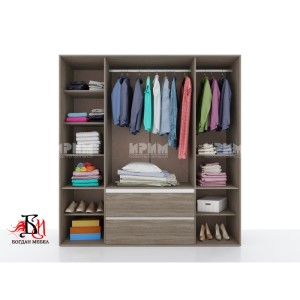 спален гардероб
