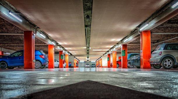 подземен гараж