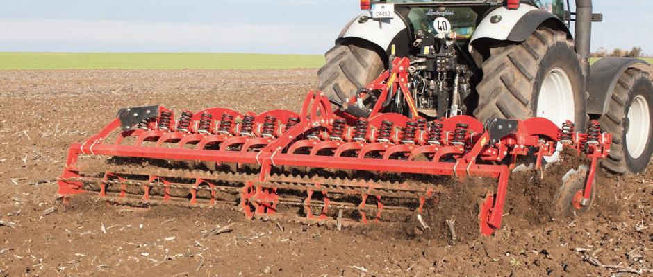 земеделски обработки